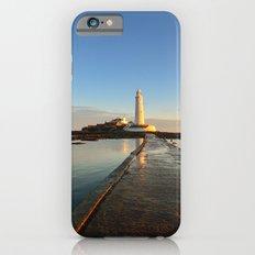 St Marys Lighthouse iPhone 6s Slim Case