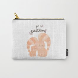 You're pawsome Carry-All Pouch