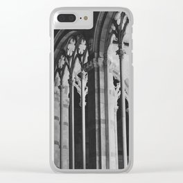 pisa II Clear iPhone Case