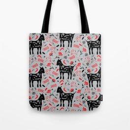 Goat Garden Tote Bag