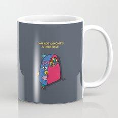 half pig Mug