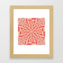 Cherry Tank Framed Art Print