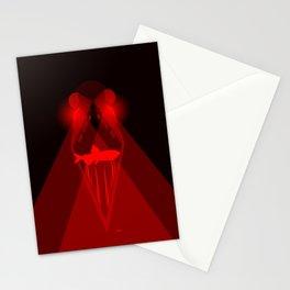 Aglow: stoplight loosejaw Stationery Cards