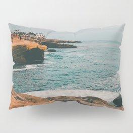Sunset Cliffs Pillow Sham
