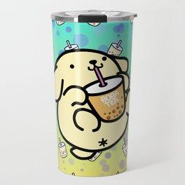 Boba Doggo Travel Mug