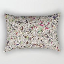 Letter Stars Rectangular Pillow