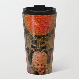 Cafe Racer Metal Travel Mug