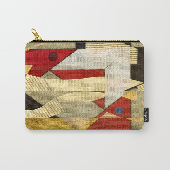 """Quanto """"Vale"""" o Rio (What value of a river) Carry-All Pouch"""