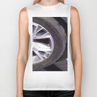 volkswagen Biker Tanks featuring Volkswagen Taigun tire by Mauricio Santana