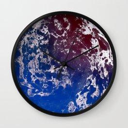 Textured Paper 03 Wall Clock