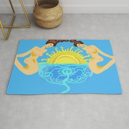 Floaters Rug