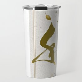 Autumn in Japanese calligraphy and painting Travel Mug