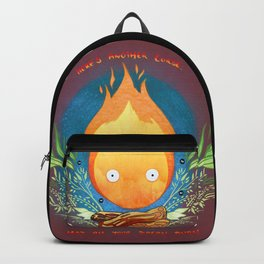 burn bacon, burn Backpack