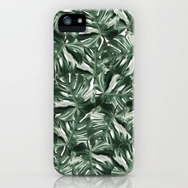 Tropicale IV iPhone Case