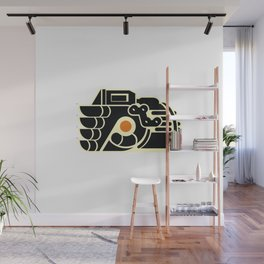The Pitt Power Fists Wall Mural
