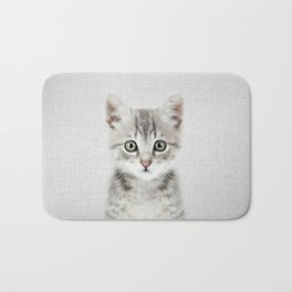 Kitten - Colorful Bath Mat