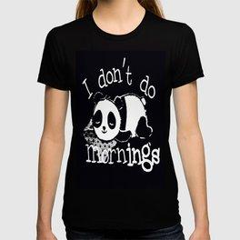 Panda #4 T-shirt