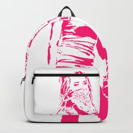 If you want to achieve greatness stop asking ... Backpack