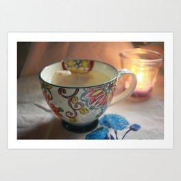 A Cuppa Tea Art Print