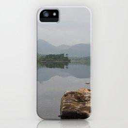 Derwentwater, Lake District iPhone Case