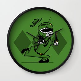 power ranger smith. Wall Clock