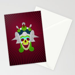Day of the Dead- Mictecacihuatl Stationery Cards