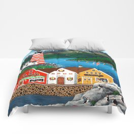 Puffin Point Comforters