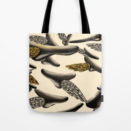 Flying noses Tote Bag