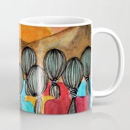 Sunset Gathering-Barbara Chichester Coffee Mug