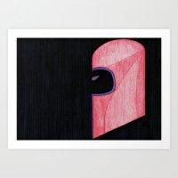 magneto Art Prints featuring Magneto by Sebastian DeTemple