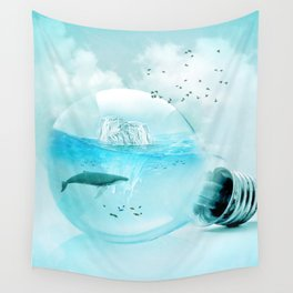 Below the Surface Wall Tapestry