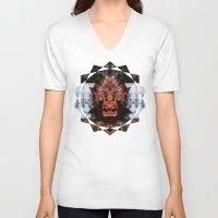 animal crew V-neck T-shirts featuring Animal by Zandonai