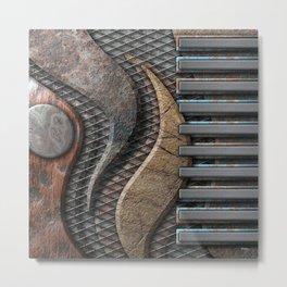 Untitled 2016,  No. 1 Metal Print