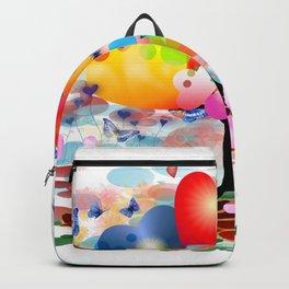 Frühlingstraum Backpack