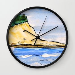 Target Rock - Digital Remastered Edition Wall Clock