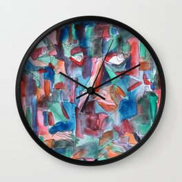 The Counselor Wall Clock