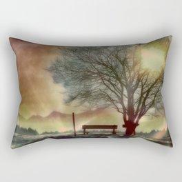 Winter Impression C Rectangular Pillow