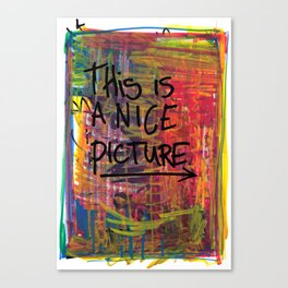 Nice Picture Canvas Print