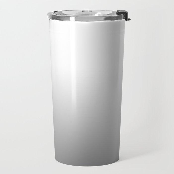 GRAY FADE Travel Mug
