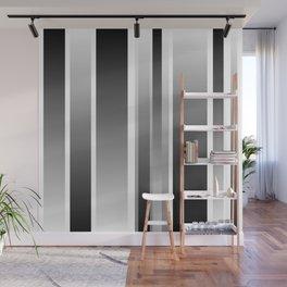 Color Black gray Wall Mural