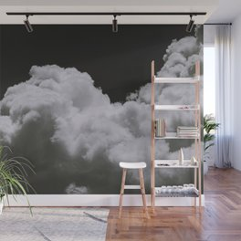 Night Clouds Wall Mural