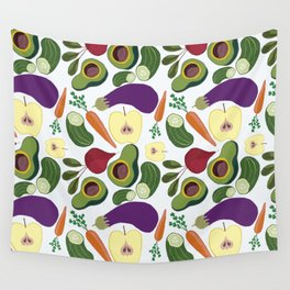 vegetables Wall Tapestry