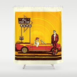 Arabella Shower Curtain
