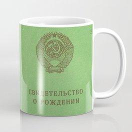 Soviet prove Coffee Mug