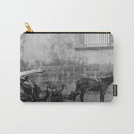 horse by Vas Soshnikov Carry-All Pouch