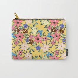 Stylish garden floral design Carry-All Pouch