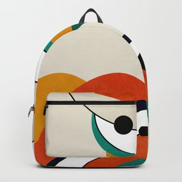 Mid Century Modern Space 73 Backpack