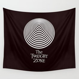 The Twilight Zone Wall Tapestry