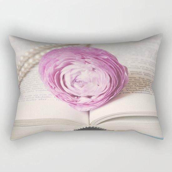 Bookmark Rectangular Pillow