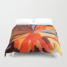 One of a Kind Duvet Cover